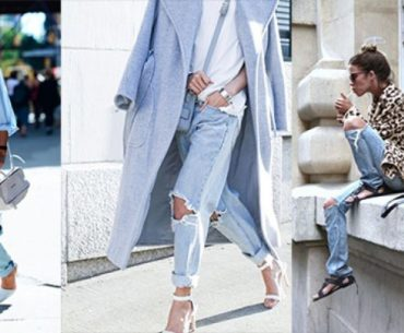 10 Stylish Ways to Wear Boyfriend Jeans for Every Occasion