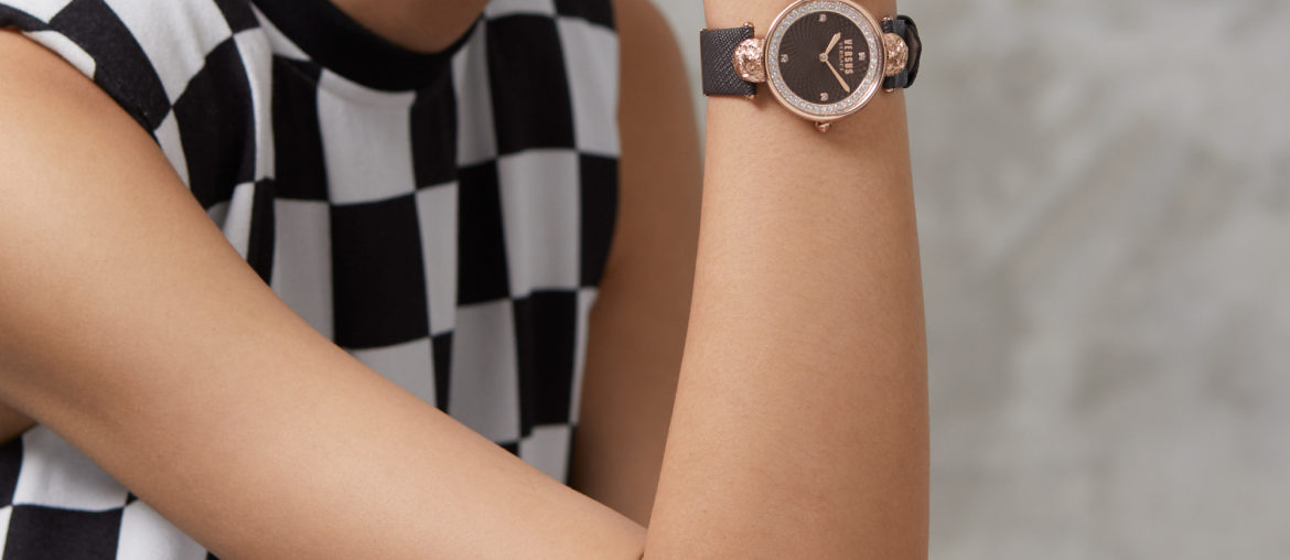 Versus Versace Bold & Chic Timepieces: Perfect for Independent Millennials