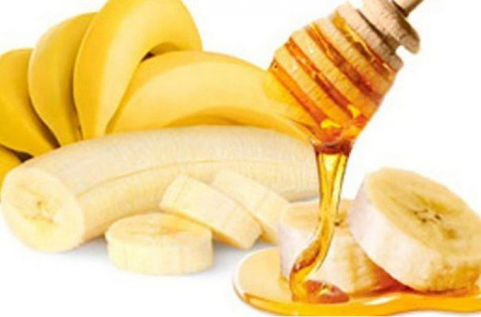 Banana-Honey Mask